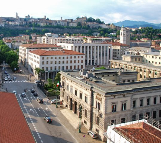 The Lower City