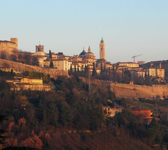 The Upper City