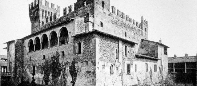 The Castle of Bartolomeo Colleoni in Malpaga